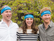 Royals choose CALM to join Heads Together campaign