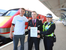 Durham and Darlington stations achieve 'Dementia Friendly' Award
