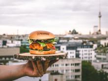 "Food-Trend: Scandic präsentiert als erste Hotelkette  in Europa den ""Beyond Burger"""