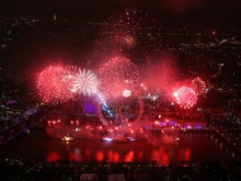 London set to welcome 2017