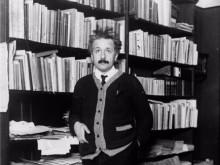 Genius - Serien om Albert Einstein - Premiär på National Geographic våren 2017