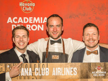 Havana Club International Cocktail Grand Prix 2016 – Marian Krause und Lars Bender mixen für Deutschland auf Kuba