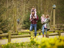 Parents crown Center Parcs best UK family holiday