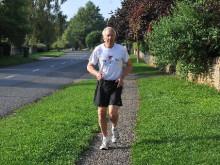 70 Year Old Stroke Survivor and Grandad Skydives For The Stroke Association