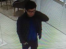 Image of man police wish to identify