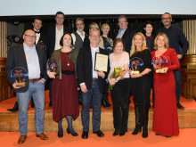 Storytel presenterar stolt vinnarna av 2016 års upplaga av Stora ljudbokspriset, det egna Storytelpriset samt hederspriset från Synskadades stiftelse.