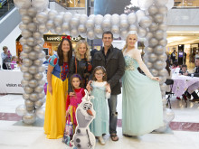 Vision Express spreads some magic with star studded launch of Disney Princess eyewear