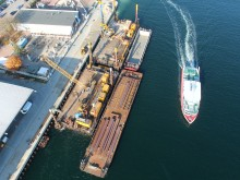 ZÜBLIN completes new port terminal: Rostock starts cruise ship season on time