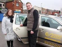 Scores on the doors set to drive up standards in taxi trade