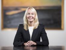 Kathrine Löfberg, styrelseordförande.