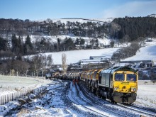 Borders Railway choo chooses tourism
