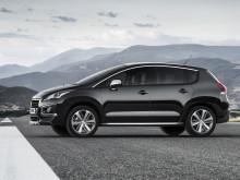 Nya Peugeot 3008