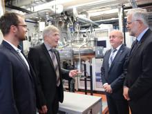 Dr. Andreas Mai wird neuer Joint Lab-Leiter / TH Wildau und IHP Frankfurt (Oder) setzen Zusammenarbeit fort