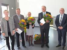 Lehr- und Forschungspreise 2015 der Technischen Hochschule Wildau verliehen