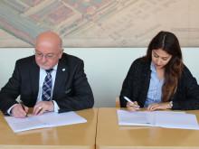 Technische Hochschule Wildau unterstützt Kiron Open Higher Education bei der akademischen Ausbildung von Flüchtlingen