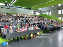 11. Kinderuniversität an der Technischen Hochschule Wildau am 5. Dezember 2015 erfolgreich abgeschlossen