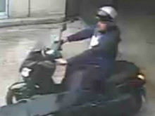 Appeal following theft of motorbike