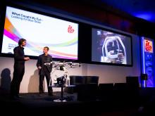 BLACK ARMORED DRONE blev höjdpunkt på IBC 2013