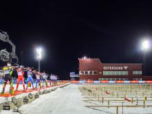 Skidskyttevärldscupen i Östersund, november 2014