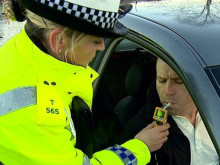 Drivers want rest of UK to follow Scotland's lead by lowering the drink-drive limit