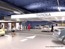 Sweco mukana Tapiolan keskuksen monimuotoisessa uudistamisessa