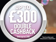 ​Double Christmas Cashback on Panasonic 4K Imaging products
