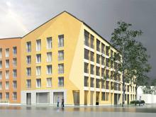 Swecon arkkitehdit suunnittelivat Kuninkaantammeen ekologisen asuinkorttelin