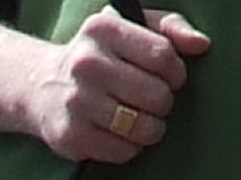 Appeal to trace stolen ring