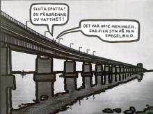 Här&Då - Jan Stenmarks bilder visas på Arbetets museum