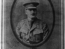 Appeal to find relatives of First World War protection officer
