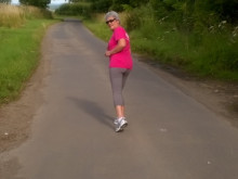 #runneroftheweek - Sue Cartwright