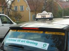 Energimyndigheten efterfrågar elbilstaxi för grön omställning