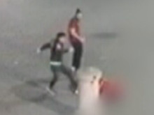 CCTV3 of suspects - Trafalgar Square assault