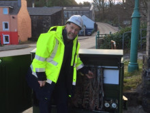 BT engineer hangs up his tools after 41 years
