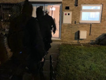 43 arrests after raids linked to drugs supply in east London