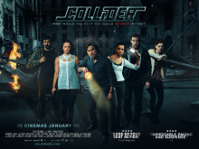 COLLIDER - MOVIE POSTER