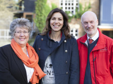 Julia Bradbury Appointed Ramblers Worldwide Holidays First Ambassador