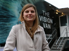 Focus on glaucoma as the Vision Van rolls into Reading