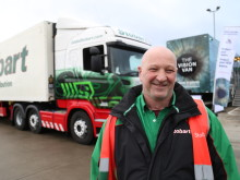 Vision Express and The Road Haulage Association campaign drives important eye health message, as motorists urged to safeguard their sight and licence