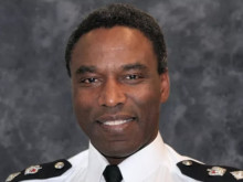 Chief Superintendent Victor Olisa