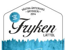 Fryken Lättöl med skrädmjöl vann Matverk Värmland 2017