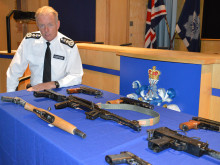 Operation launched to halt the rise of gun crime