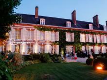 Champagnehuset Perrier-Jouët gjenåpner sin historiske residens