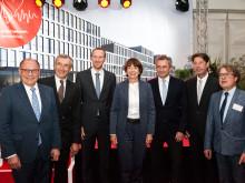 STRABAG AG weiht neue Unternehmenszentrale in Köln-Deutz ein