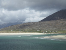 Isle of Harris' Luskentyre named in UK's top ten beaches in Travellers' Choice Awards