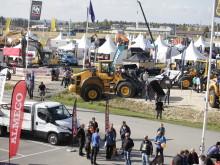 Mängder med maskiner och intressanta utställare på årets Load Up North