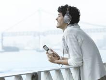 Sony gir deg flere muligheter til å nyte høyoppløst lyd på farten