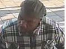 CCTV still of man sought following bus assault