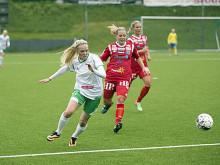 Cattis Dahlström hoppas på mål mot QBIK