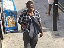Renewed appeal to identify man following stabbing